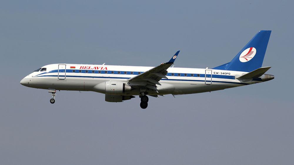 Λευκορωσία: Ο επικεφαλής του εθνικού αερομεταφορέα επικρίνει τους περιορισμούς από κράτη της ΕΕ
