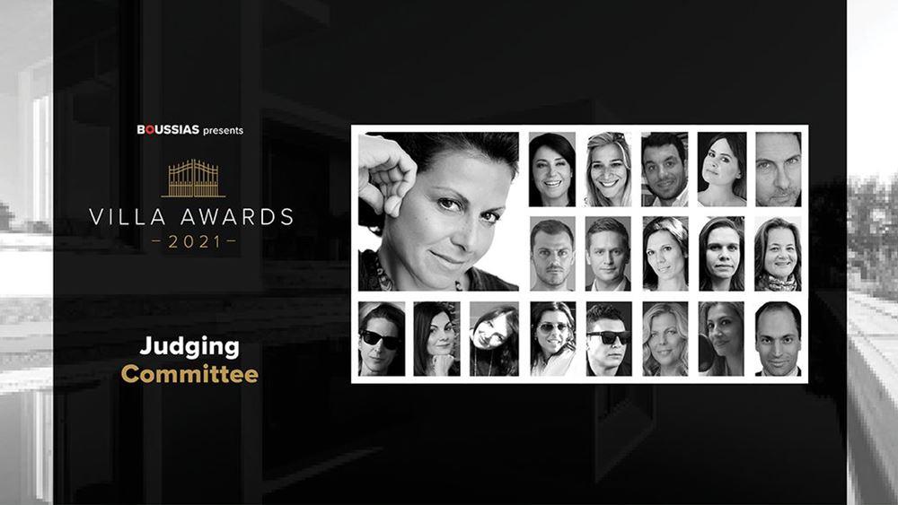 Villa Awards 2021: Μία εβδομάδα απομένει για την υποβολή των υποψηφιοτήτων