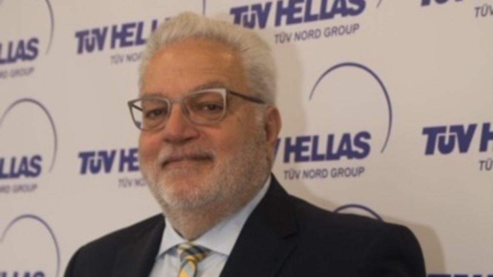 Σάββας Πελτέκης (TÜV HELLAS - TÜV NORD): Πρωταρχικός μας στόχος η υγεία και ασφάλεια των εργαζομένων, των πελατών και των επισκεπτών