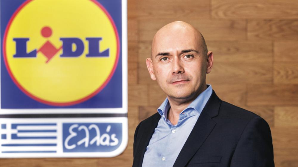Ιάκωβος Ανδρεανίδης: Η βιώσιµη ανάπτυξη ταιριάζει στη Lidl Ελλάς