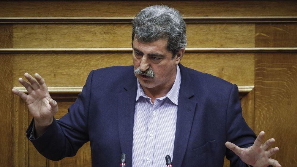 Ο Πολάκης... ευχαριστεί τον Τσίπρα για τη στήριξη