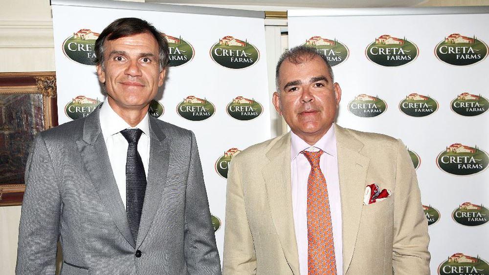 Η ΕΥ ψάχνει στρατηγικό επενδυτή για την Creta Farms