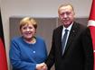 Με τον Ερντογάν συναντάται η Μέρκελ στην Κωνσταντινούπολη