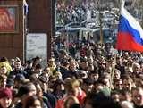 Ρωσία διαδήλωση