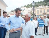 Κ. Μητσοτάκης: Μια φερέγγυα κυβέρνηση μπορεί να πετύχει τη μείωση των πρωτογενών πλεονασμάτων