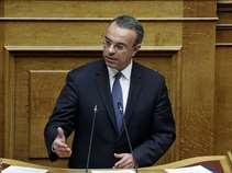 Σταϊκούρας: Σε πολύ βαθιά ύφεση η Ελλάδα το 2020 - έκκληση για γενναίες αποφάσεις στο σημερινό Eurogroup