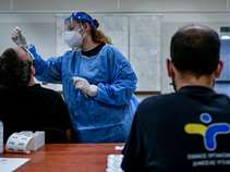Κορονοϊός:1.853 νέα κρούσματα, 16 θάνατοι, 333 διασωληνωμένοι