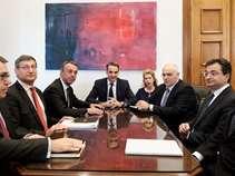 Πρόταση Μητσοτάκη σε τραπεζίτες για επιβράβευση των συνεπών δανειοληπτών