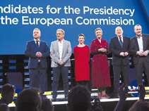 """Ευρωεκλογές 2019: Η Ευρώπη αντιμέτωπη με τους """"εφιάλτες"""" της"""