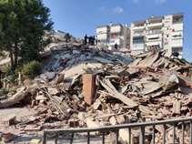 Τουλάχιστον 12 νεκροί και πάνω από 522 τραυματίες στη Σμύρνη: Κτήρια κατέρρευσαν από τον σεισμό