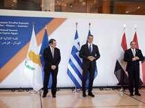 Τριμερής Ελλάδας - Κύπρου - Αιγύπτου: Αυστηρά μηνύματα στην Τουρκία για μονομερείς ενέργειες και τουρκολιβυκό μνημόνιο