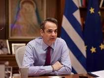 """Στο Πόρτο και στην Κοινωνική Σύνοδο Κορυφής των """"27"""" ο Κ. Μητσοτάκης"""
