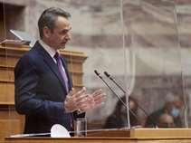 Ο Mητσοτάκης έριξε το γάντι σε Τσίπρα-Γεννηματά ζητώντας ονομαστική ψηφοφορία