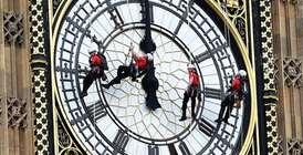 Σε μία εβδομάδα θα σιωπήσει η μεγάλη καμπάνα του Big Ben