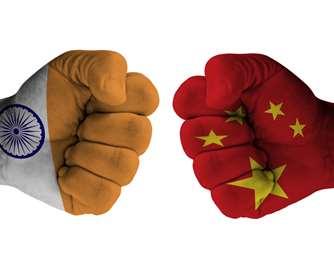 Ινδία Κίνα