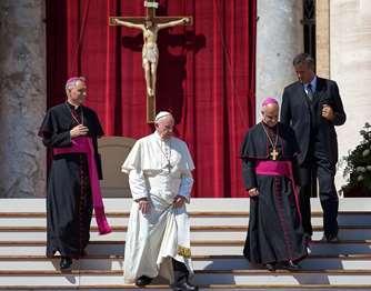 Πάπας Φραγκίσκος - Βατικανό 05.10.2021