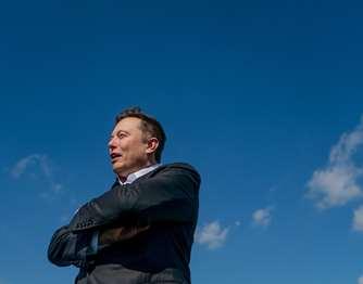 Elon Musk Ελον Μασκ φτωχότερος μετοχή Tesla