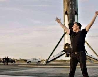 Έλον Μασκ SpaceX 07.04.2021