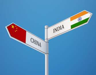 Κίνα - Ινδία