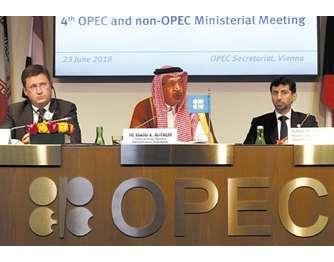 ΟΠΕΚ: Πιθανή μία συμφωνία μεταξύ της Σαουδικής Αραβίας και της Ρωσίας