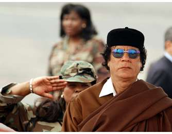 """Βρέθηκε μέρος του """"θησαυρού"""" του Καντάφι: Ο Χαφτάρ, η Τουρκία και το μυστηριώδες ζευγάρι"""