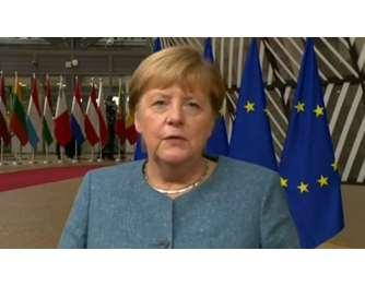 """Η Μέρκελ λέει """"όχι"""" σε κυρώσεις σε βάρος της Τουρκίας- """"Θέλουμε εποικοδομητική σχέση"""""""