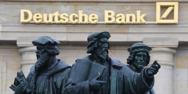 """Άρχισαν τα """"στοιχήματα"""" για την Deutsche Bank και τον ρόλο της ΕΚΤ"""