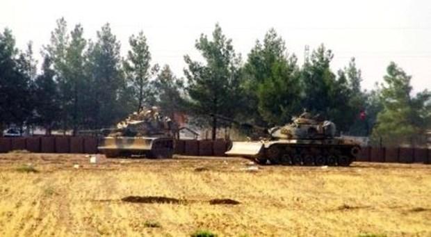 Τουρκία: Μεγάλη χερσαία επιχείρηση στη βόρεια Συρία