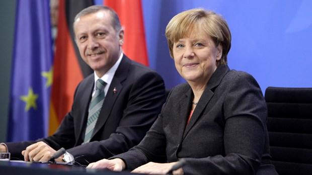 Η Γερμανία υπενθυμίζει στην Τουρκία τα πραγματικά της μεγέθη