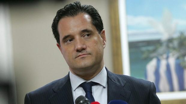 """Α. Γεωργιάδης: """"Ο Τσίπρας είναι ο καταστροφέας της χώρας"""""""