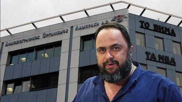 Με 22,9 εκατ. ευρώ στον Βαγγέλη Μαρινάκη ο ΔΟΛ