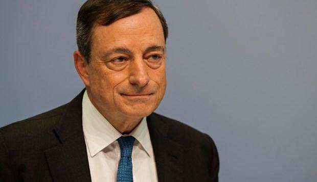 Draghi: Τον Μάρτιο θα ξαναδούμε την πολιτική μας