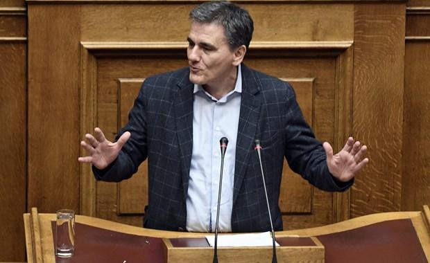 Τσακαλώτος: Θα φτάσουμε έως το Ευρωδικαστήριο αλλά τώρα δώστε δύναμη για το Eurogroup