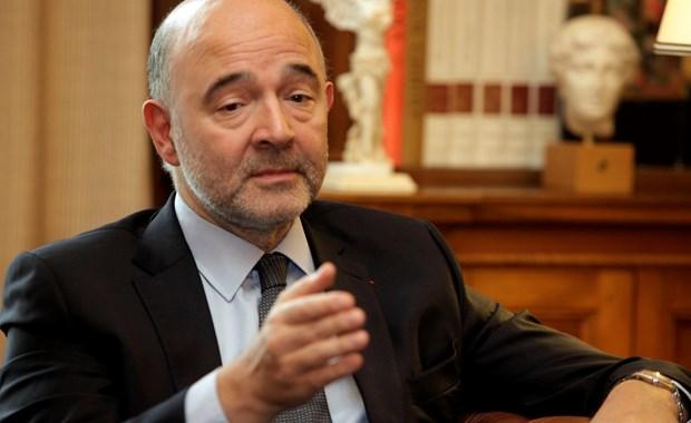 Moscovici: Ελπίζω σε συμφωνία για την Ελλάδα μέχρι το τέλος Μαΐου