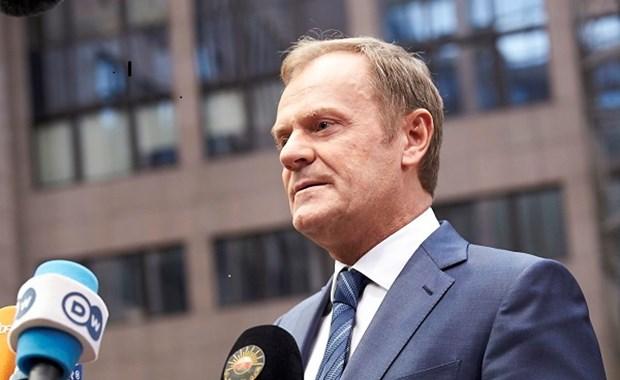 Αμεση σύγκληση Eurogroup ζητά ο D. Tusk - έμμεσο όχι σε Σύνοδο Κορυφής