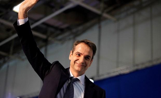 Bloomberg: Εν αναμονή πρωθυπουργός ο Μητσοτάκης