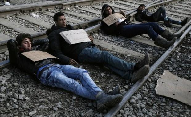 Ανοιξε έπειτα από 30 μέρες η σιδηροδρομική γραμμή Ελλάδας- Σκοπίων