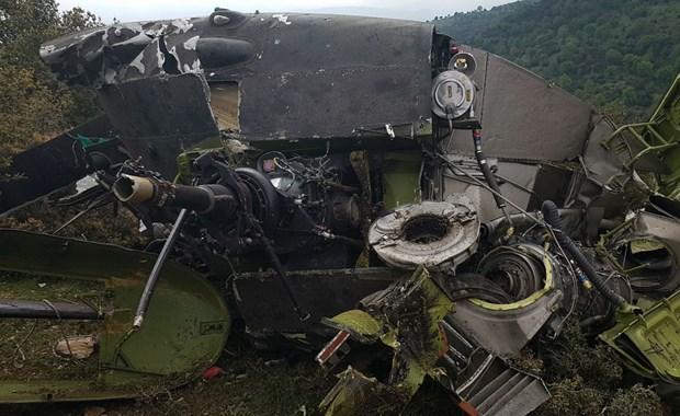 Πώς έπεσε το ελικόπτερο - Η πρώτη κατάθεση της αρχιλοχία