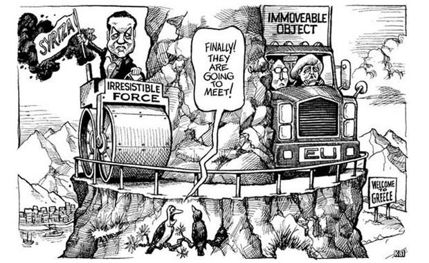 Economist: Φτωχό το μέλλον της Ελλάδας