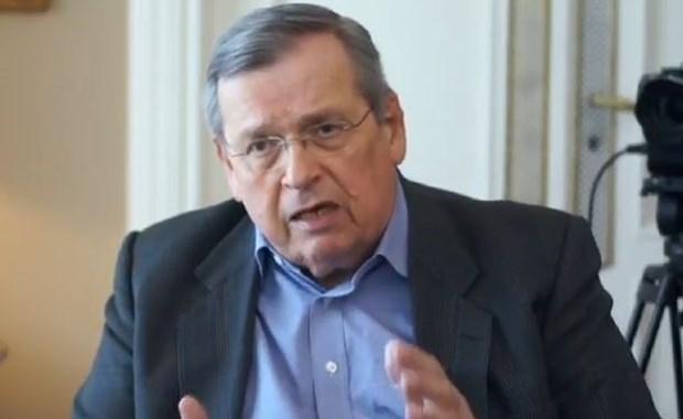 Στέφανος Μάνος: Θα προτιμούσα τον Στέργιο Πιτσιόρλα στο υπουργείο Οικονομικών
