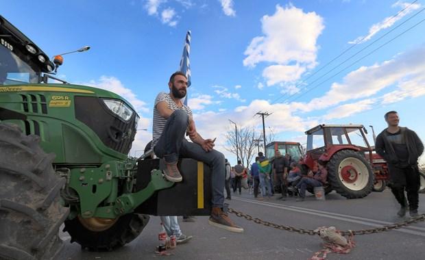 Ελευθερώθηκε από τα αγροτικά μπλόκα το μεγαλύτερο μέρος του οδικού δικτύου της χώρας