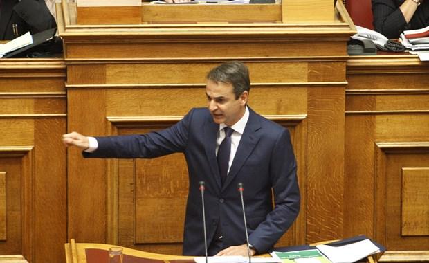 Κ. Μητσοτάκης: Μην διανοηθείτε να επαναφέρετε την πραξικοπηματική τροπολογία Παππά