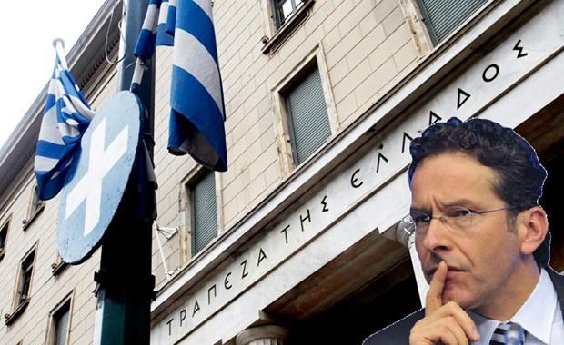 """Η επίσκεψη Ντάισελμπλουμ, οι """"εκλογές"""" και η Τράπεζα της Ελλάδος"""