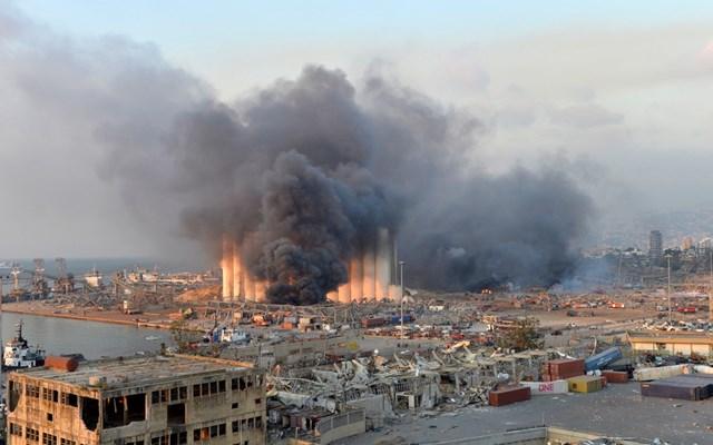 Εκρήξεις στη Βηρυτό: Μέλη της γερμανικής πρεσβείας στον Λίβανο μεταξύ των τραυματιών