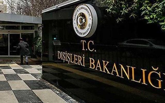 Τουρικό ΥΠΕΞ: Κανείς δεν μπορεί να παρεμβαίνει στο δικαίωμα κυριαρχίας της Τουρκίας