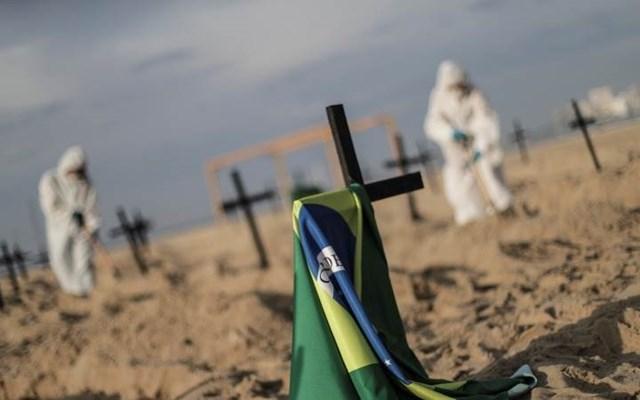 Βραζιλία: Ξεπέρασαν τις 100.000 οι νεκροί του κορονοϊού