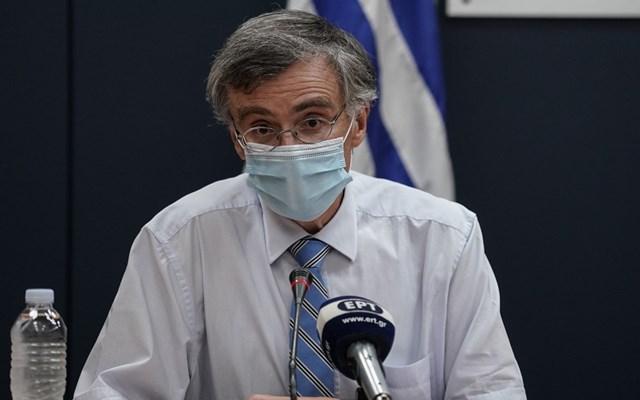 Στον Ευρώτα Λακωνίας ο Τσιόδρας - Δεν αποκλείεται το ενδεχόμενο τοπικού lockdown