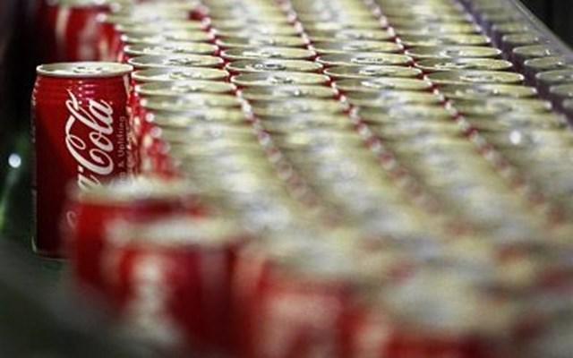 Ήπιαμε 25% λιγότερη Coca Cola το α' εξάμηνο