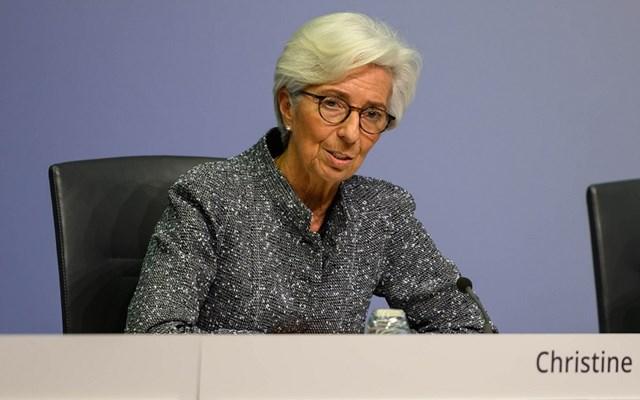Λαγκάρντ: Η ΕΚΤ παραμένει έτοιμη να προσαρμόσει όλα τα εργαλεία της