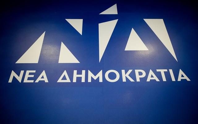 Η ΝΔ καταδικάζει την επίθεση στο γραφείο της βουλευτού Άννας Ευθυμίου